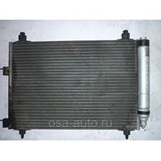 Радиатор кондиционера peugeot 307. б/у. фото