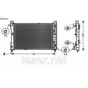 Радиатор системы охлаждения\ MB W203 1.8-2.2D 00> фото