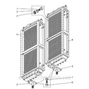 Блок радиаторов задний 7555-1300009