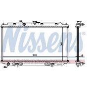 Радиатор охлаждения двигателя (Nissens) Nissan Primera P12 фото