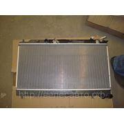 Honda Jazz радиатор охлаждения двигателя автомат фото