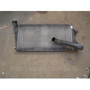 Интеркулер радиатор охлаждения турбины для LDV Maxus 526000018 фото