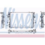 Радиатор системы охлаждения\ VW T5 1.9TDi/2.0 03> фото