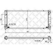 Радиатор системы охлаждения\ VW Passat 1.6-2.0 88-92 фото