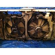 Радиатор Конд HONDA CIVIC EU1 б/д фото