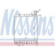 Радиатор системы охлаждения МКПП\ Hyundai Accent 1.3/1.5/1.6 00> фото