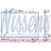 Радиатор системы охлаждения\ Mitsubishi Pajero Sport 3.0 98> фото