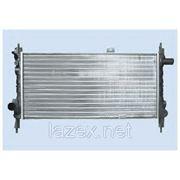 Радиатор системы охлаждения\ Opel Kadett 1.3/1.4 84-89 фото