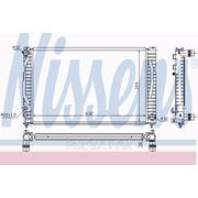 Радиатор системы охлаждения\ Audi A4/A6 2.4-2.8 96> фото