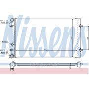 Радиатор системы охлаждения\ Audi A3, VW Bora 1.6i-1.9TDi 96> фото