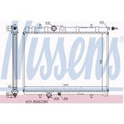 Радиатор системы охлаждения\ Citroen Xsara, Peugeot 307 1.6/2.0 16V 00> фото