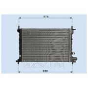 Радиатор системы охлаждения\ Ford Fiesta 1.2/1.4 95> фото