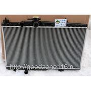 Радиатор двигателя Geely MK фото