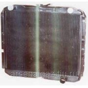 """Радиатор охлаждения УРАЛ-5323, 4320 двигатель-ЯМЗ (медный, 3-рядный) """"ШААЗ"""" фото"""