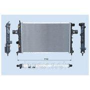 Радиатор системы охлаждения АКПП\ Opel Astra A/G 2.0i/2.0Di 98-05 фото