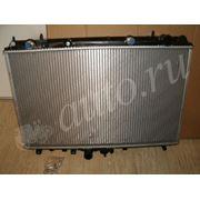Радиатор охлаждения двигателя автомат новый для Mitsubishi Space Star (Carisma) с 1995 по 2004 г.в. фото