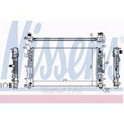Радиатор системы охлаждения АКПП\ MB Sprinter 906 2.2CDi 06> фото