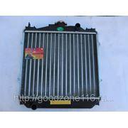 Радиатор двигателя BYD Flyer фото