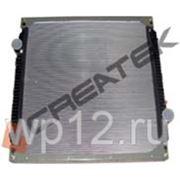 Радиатор системы охлаждения (алюм-пластмассовый) фото