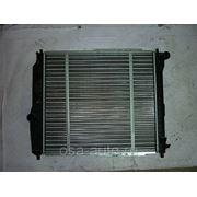 Радиатор охлаждения Chevrolet Aveo 03-10г. фото