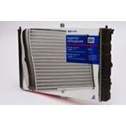 Радиатор охлаждения ДААЗ -21082 инж (алюминиевый) фото