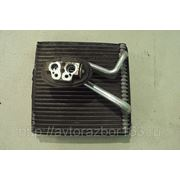 Радиатор кондиционера для Volkswagen Jetta 1.6 (BSE) MT 2008 г.в. фото