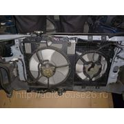 Радиатор Конд NS MARCH K11 фото