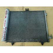 Радиатор кондиционера Ситроен С2 фото