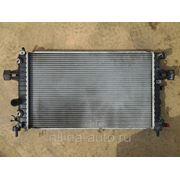 Радиатор охлаждения ДВС Opel Astra H Z18XE фото
