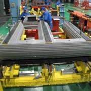 Стол для сборки магнитопроводов трансформаторов модель TT5 Min/Max фото