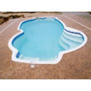 Облицовка бассейнов фото