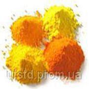 Крон цинковый (тетраоксихромат цинка) ГОСТ 16763-79