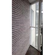 Облицовка стен плиткой искусственным камнем