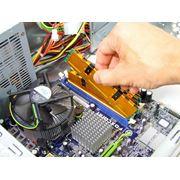 Сборка компьютеров базовых конфигураций и под заказ фото