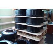 Барабан тормозной для краз (6505-3502070) фото