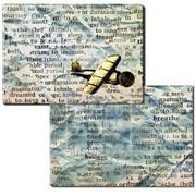 Обложка для студенческого Самолёт Артикул: 042002обл20601 фото