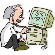 Ремонт блока питания компьютера. фото