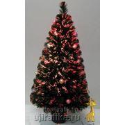 Искусственная елка новогодняя свет. 60см фото