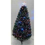Искусственная елка новогодняя Искра с мини контроллером 90 см фото