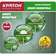 Шланг поливочный КРАТОН 50 м. фото