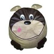 Пуфик детский Собачка фото