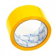 Клейкая лента желтая 48мм х 50м / 45мкм, арт. 5050 фото
