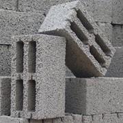 Керамзитобетонные стеновые блоки фото