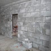 Модульная кладка наружных и внутренних стен и перегородок фото