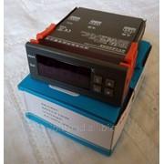 Контролер термо MH1210W 220в 10А -50град до+110град фото