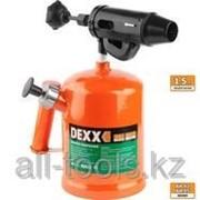 Лампа Dexx паяльная, стальная, 1,5л Код: 40657-1.5 фото