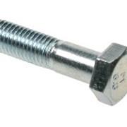Болт DIN 933 полная резьба M16x55, А2 фото