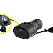 BOP02000075000 Насадка газоприёмная 75 мм. из каучука с пневмофиксацией фото