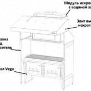 Подставка V-2(под 2-х секц.) фото