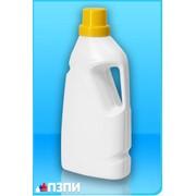 Пластиковый флакон под средства для стирки Ф73 фото